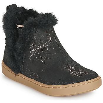 Sapatos Rapariga Botas baixas Shoo Pom PLAY YETI Preto