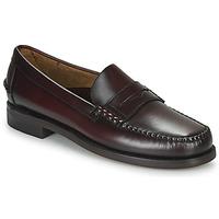 Sapatos Homem Mocassins Sebago CLASSIC DAN Castanho
