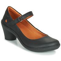 Sapatos Mulher Escarpim Art ALFAMA Preto