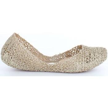 Sapatos Mulher Sabrinas Melissa 31512 Ouro