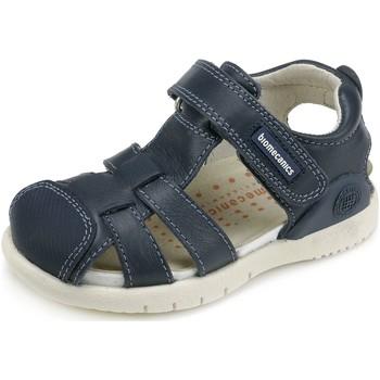 Sapatos Rapaz Sandálias Biomecanics 182172 Azul Marino