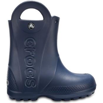 Sapatos Criança Botas de borracha Crocs Crocs™ Kids' Handle It Rain Boot Navy