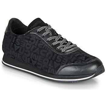 Sapatos Mulher Sapatilhas Desigual PEGASO DESIGUAL Preto