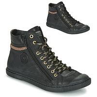 Sapatos Mulher Sapatilhas de cano-alto Pataugas BONO Preto