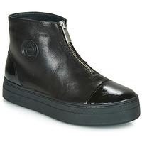 Sapatos Mulher Botas baixas Pataugas VALENTINA Preto