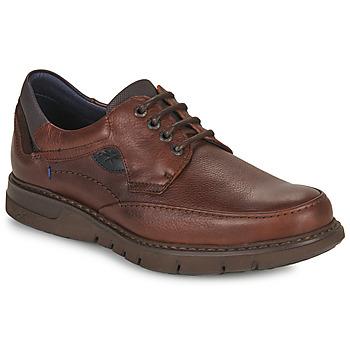 Sapatos Homem Sapatos Fluchos CELTIC Castanho