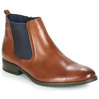 Sapatos Homem Botas baixas Fluchos HERACLES Conhaque