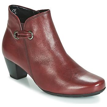 Sapatos Mulher Botins Gabor 3282758 Vermelho
