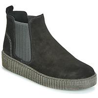 Sapatos Mulher Botas baixas Gabor 3373117 Preto