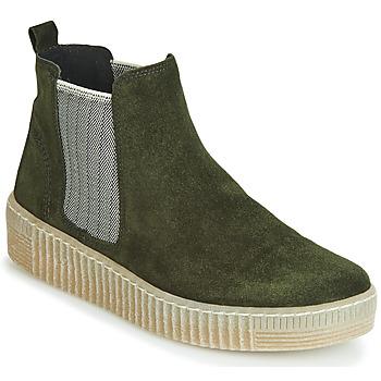 Sapatos Mulher Botas baixas Gabor 3373111 Verde