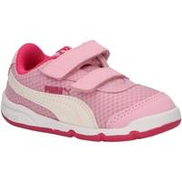 Sapatos Rapariga Multi-desportos Puma 190704 STEPFLEEX Rosa