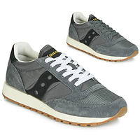 Sapatos Sapatilhas Saucony JAZZ ORIGINAL VINTAGE Cinza / Preto