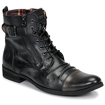Sapatos Homem Botas baixas Kdopa DUBLIN Preto