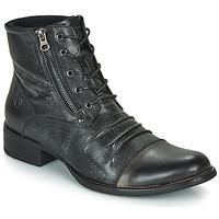Sapatos Homem Botas baixas Kdopa MANSHESTER Preto