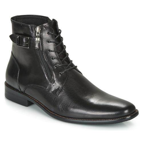 Sapatos Homem Botas baixas Kdopa BAUDRY Preto