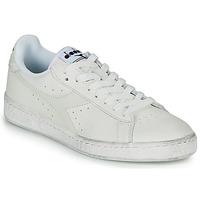 Sapatos Sapatilhas Diadora GAME L LOW WAXED Branco