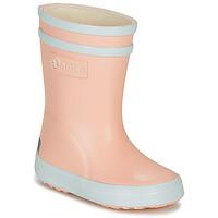 Sapatos Rapariga Botas de borracha Aigle BABY FLAC Rosa