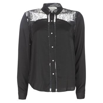 Textil Mulher camisas Kaporal PARY Preto