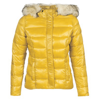 Textil Mulher Quispos Kaporal PERLE Amarelo