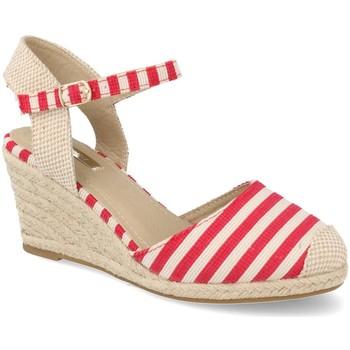 Sapatos Mulher Alpargatas Buonarotti 1JB-19055 Rojo