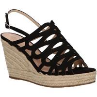 Sapatos Mulher Alpargatas Maria Mare 67430 Negro