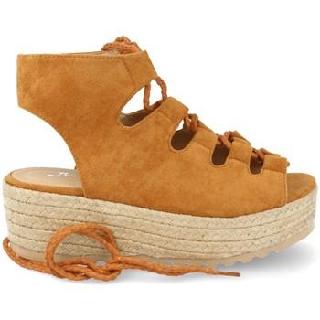 Sapatos Mulher Sandálias Festissimo D8520 Camel