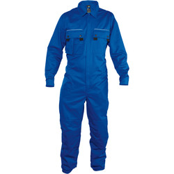 Textil Homem Macacões/ Jardineiras Sols SOLSTICE PRO MULTI WORK Azul
