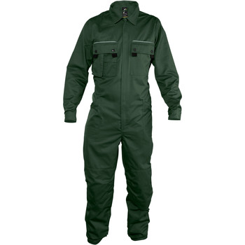 Textil Homem Macacões/ Jardineiras Sols SOLSTICE PRO MULTI WORK Verde