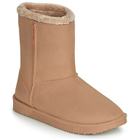 Sapatos Mulher Botas de neve Be Only COSY Bege
