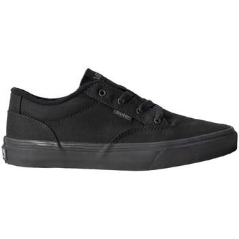 Sapatos Criança Sapatilhas Vans Winston Preto