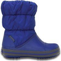 Sapatos Criança Botas de borracha Crocs Crocs™ Kids' Winter Puff Boot 35