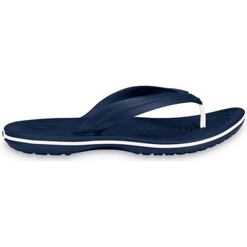 Sapatos Homem Chinelos Crocs Crocs™ Crocband™ Flip Navy