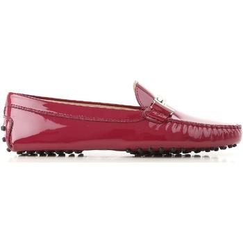 Sapatos Mulher Mocassins Tod's XXW00G0Q4990W0R812 Rosa scuro
