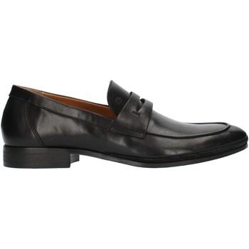 Sapatos Homem Mocassins Sandro Ramadori 10320 Preto