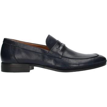 Sapatos Homem Mocassins Sandro Ramadori 10320 Azul