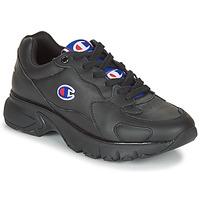 Sapatos Mulher Sapatilhas Champion CWA-1 LEATHER Preto