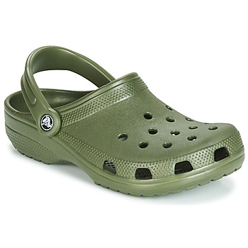 Sapatos Homem Tamancos Crocs CLASSIC Cáqui