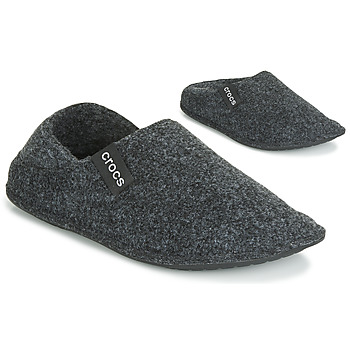 Sapatos Chinelos Crocs CLASSIC CONVERTIBLE SLIPPER Preto