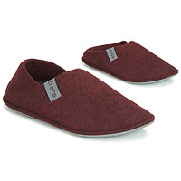 Sapatos Chinelos Crocs CLASSIC CONVERTIBLE SLIPPER Bordô / Cinza