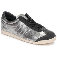 Sapatos Mulher Sapatilhas Gola BULLET LUSTRE SHIMMER Preto / Cinza