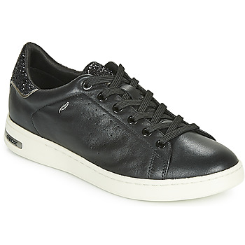 Sapatos Mulher Sapatilhas Geox D JAYSEN Preto