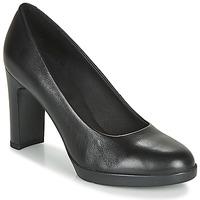 Sapatos Mulher Escarpim Geox D ANNYA HIGH Preto