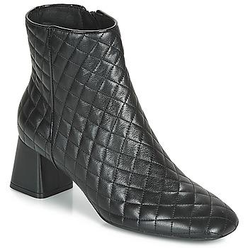 Sapatos Mulher Botins Geox D SEYLA Preto
