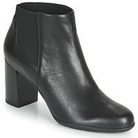 Sapatos Mulher Botins Geox D NEW ANNYA Preto
