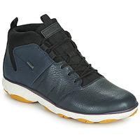 Sapatos Homem Botas baixas Geox U NEBULA 4 X 4 B ABX Marinho