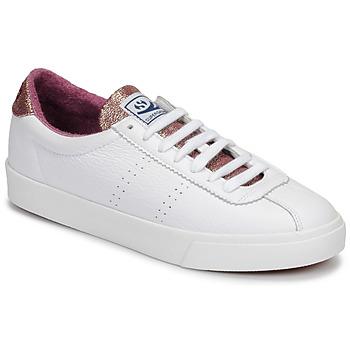 Sapatos Mulher Sapatilhas Superga 2843 COMFLEALAMEW Branco