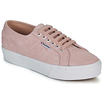 Sapatos Mulher Sapatilhas Superga 2730 SUEU Rosa