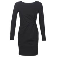 Textil Mulher Vestidos curtos Ikks BP30155-02 Preto