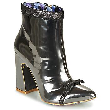 Sapatos Mulher Botins Irregular Choice ANASTASIA Preto