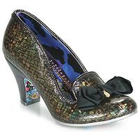 Sapatos Mulher Escarpim Irregular Choice KANJANKA Preto